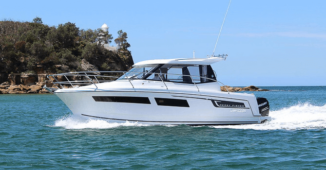 2011 Jeanneau Merry fisher 595 VS 2015 Beneteau Flyer 550 ...