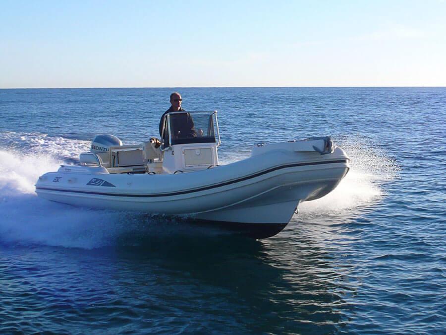 Photo du bateau à moteur BSC 70 Classic